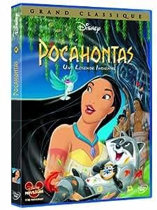 Pocahontas (inclus un demi-boîtier cadeau)