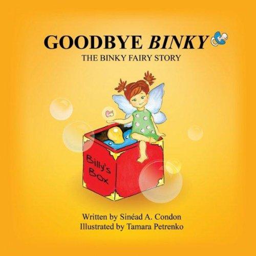 Goodbye Binky, The Binky Fairy Story front-69903