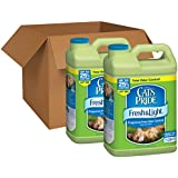 Cat's Pride Fresh and Light Premium Fragrance Free Scoopable Cat Litter, 2-Case