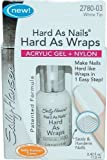 Sally Hansen - Hard as Nails Hard as Wraps 11.8ml White Tip - AMC44665