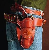 Desantis Desperado Holster fits 7 1/2-Inch Ruger Vaquero, Right Hand, Tan