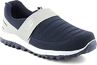 Vao Men's Blue Running Shoes (V-Mocassions)