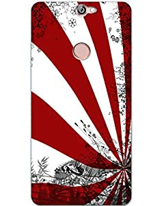 Coolpad Max Back Cover Designer Hard Case Printed Cover