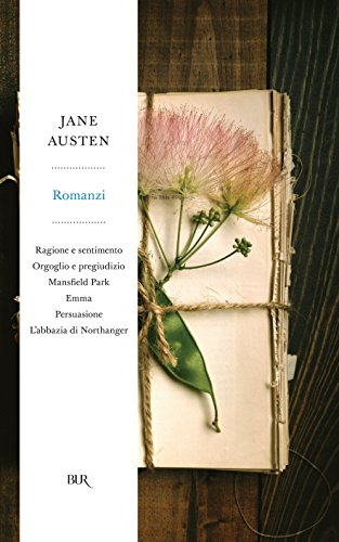 Jane Austen - Romanzi (BUR RADICI)