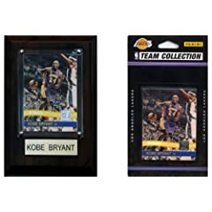 NBA Los Angeles Lakers Fan Pack by C&I Collectables