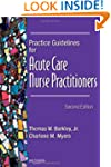 Practice Guidelines for Acute Care Nu...