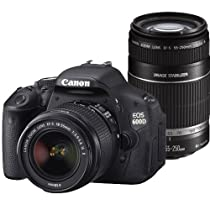 Hot Sale NEW Canon EOS 600D / Rebel T3i 18-55mm IS II & 55-250mm IS II 1Yr WTY + Gift. My KN (NEW Canon EOS 600D / Rebel T3i 18-55mm IS II & 55-250mm IS II 1Yr WTY + Gift)