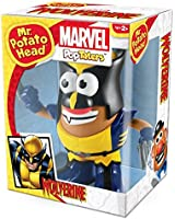 PPW Marvel Comics Wolverine Mr. Potato Head Toy Figure