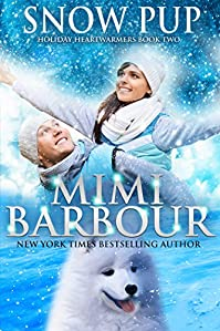 Snow Pup by Mimi Barbour ebook deal