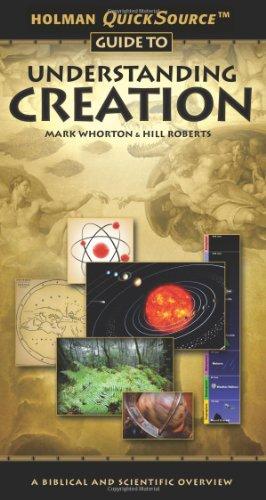 Holman QuickSource Guide to Understanding Creation (Holman Quicksource Guides)