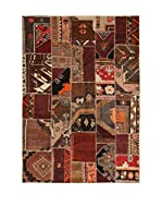Design Community By Loomier Alfombra Ozbeki Ziegler A Marrón/Multicolor 290 x 205 cm