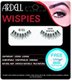 Ardell Invisiband Lashes Glamour False Lashes - Demi Wispies - Black
