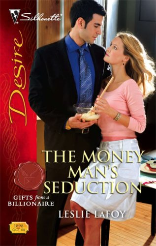 Image of The Money Man's Seduction (Silhouette Desire)