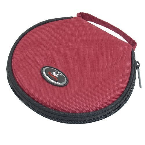 sourcingmap-red-nylon-20-capacity-round-wallet-case-storage-holder-for-disc-cd-dvd-vcd