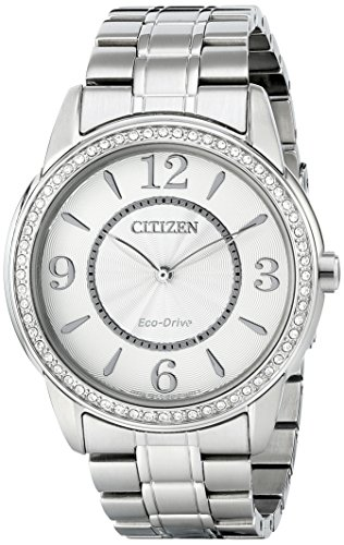 Citizen Eco-Drive Drive Stainless Steel Women's watch #FE7000-58A