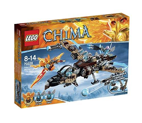 レゴ チーマ バルトリックスのスカイスカベンジャー 70228