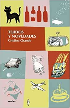 Tejidos y novedades: Cristina Grande: 9788496457652