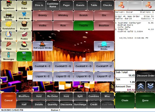 Bar pos software free
