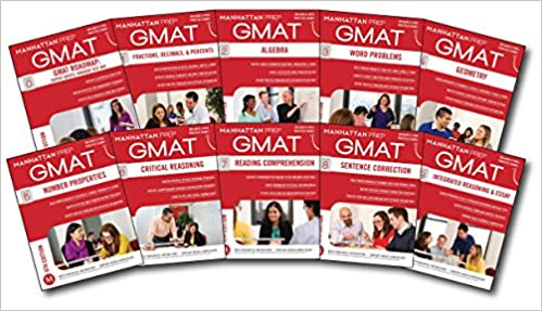 Manhattan GMAT Complete Strategy Guide Set, 6th Edition