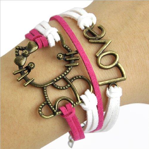 Hello Kitty Wrap Bracelet