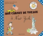 Mon carnet de voyage � New York