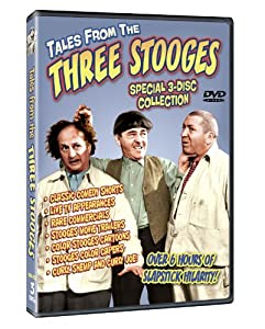 Tales from the Three Stooges: 3-Disc Collector's Set