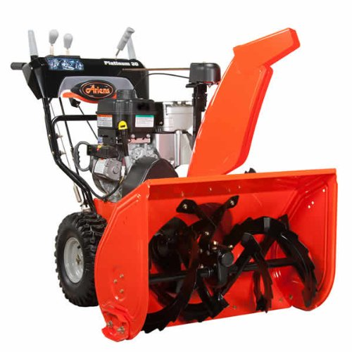 Best Rated Snow Blower Brands : Ariens autos post