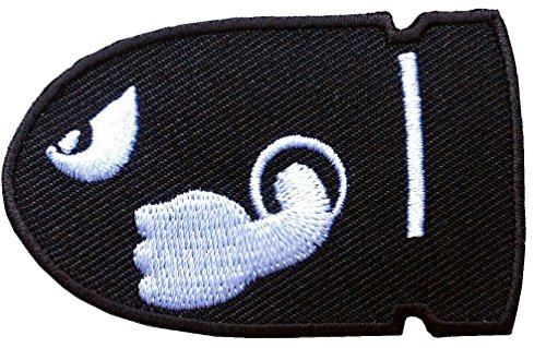 angry-bullet-video-game-retro-classic-nes-cap-backpack-applique-patch-iron-on-by-titan-one-europe-pa