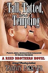 Tall, Tatted, And Tempting by Tammy Falkner ebook deal