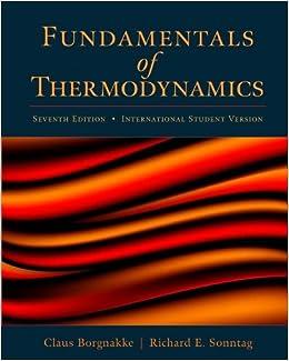 fundamentals of thermodynamics Citation: thermodynamics - fundamentals and engineering applications  publisher info: cambridge university press, new york, ny.