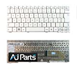 BRAND NEW REPLACEMENT FOR SAMSUNG NP-N150-JP0BUK NOTEBOOK LAPTOP KEYBOARD US LAYOUT WHITE COLOUR