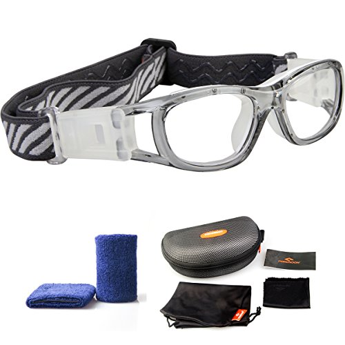 Ponosoon Sports Goggles Glasses for KIDS for Basketball ...