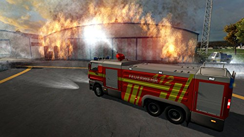 Airport Firefighters - The Simulation  screenshot