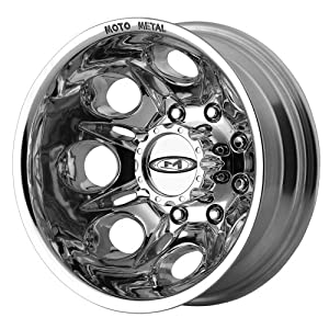 Moto Metal Dually MO953 Polished Wheel (17x6