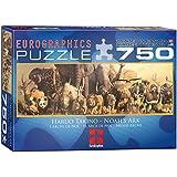 EuroGraphics L'Arche de Noé - Puzzle de 750 Pièces
