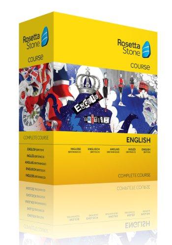Rosetta Stone - Curso Completo De Inglés (Británico)