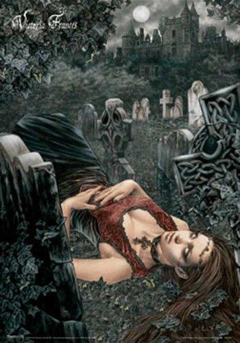 "Empire Merchandising GmbH - Poster 3D ""Victoria Frances, Echo of Death"" + accessori ohne rahmen"