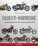 Harley-Davidson: Modellgeschichte eines Klassikers (Coventgarden)