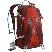 Camelbak Products Alpine Explorer Hydration Backpack, Soil/Brick, 100-Ounce