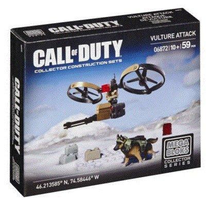Mega Bloks Call of Duty Vulture Attack Building Set - 1