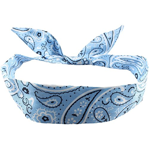 rockabilly-wire-hair-band-paisley-polka-dot-stripe-flower-stars-designs-by-lizzyr-paisley-light-blue