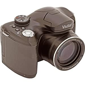 Vivitar VS1527-BLK-BOX-INT Appareil photo bridge 2,7'' 16 Mpix Zoom 18x Noir