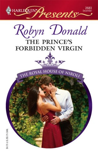 Image of The Prince's Forbidden Virgin