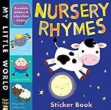 Nursery Rhymes Sticker Book (My Little World)