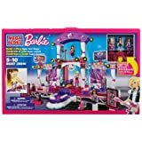 Mega Bloks Inc Mega Bloks - Barbie - Build 'n Play Super Star Stage