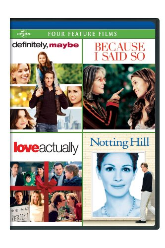 DEFINITELY MAYBE/BECAUSE I SAID SO/LOVE ACTUALLY