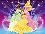 The 3 Disney Princesses Crystal Diamond Painting DIY Kit for Kid Specially for Girls