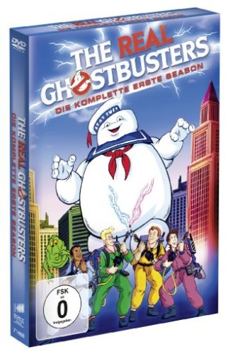 The Real Ghostbusters - Die komplette erste Season [2 DVDs]