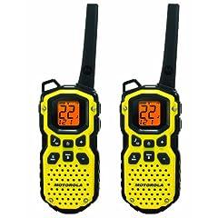 Motorola MS350R 35-Mile Talkabout Waterproof 2-Way Radio (Pair) by Motorola