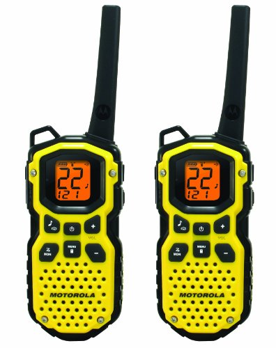 Buy Discount Motorola MS350R 35-Mile Talkabout Waterproof 2-Way Radio (Pair)